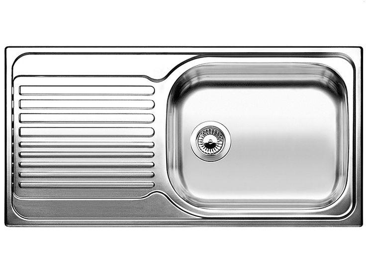 Blanco TXL 6 S Edelstahl-Spüle Bürstfinish