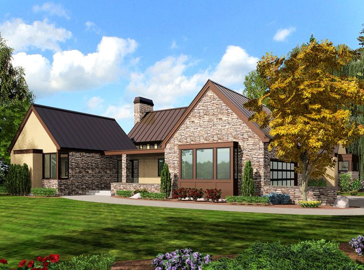 21 best drawings floor plans or elevations images on Hill country contemporary house plans