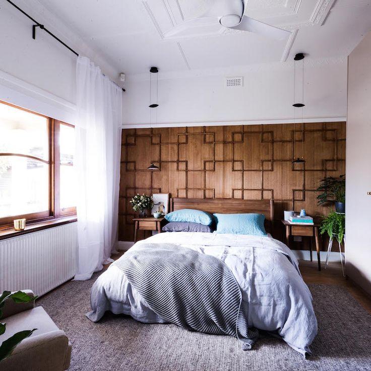 RED Josh & Jenna | Week 4 Room 1 | Master BedroomThe Block Shop - Channel 9