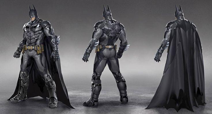 Batman Concept - Characters & Art - Batman: Arkham Knight