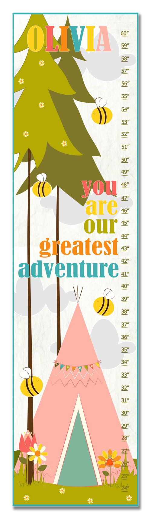 23 best growth charts images on pinterest babies rooms child greatest adventure personalized growth chart capture all of those special milestones in style with our personalized growth charts nvjuhfo Choice Image