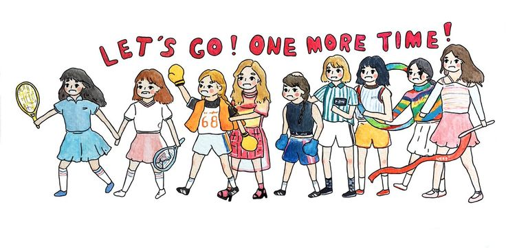 "🍓 strawberry kid 🍓 on Twitter: ""one more time makes me so happy & im so proud of them !! 💓🍭💫🏃🏽‍♀️🌈 #TWICE #트와이스 #ONEMORETIME https://t.co/tOvhJpOdUh"""