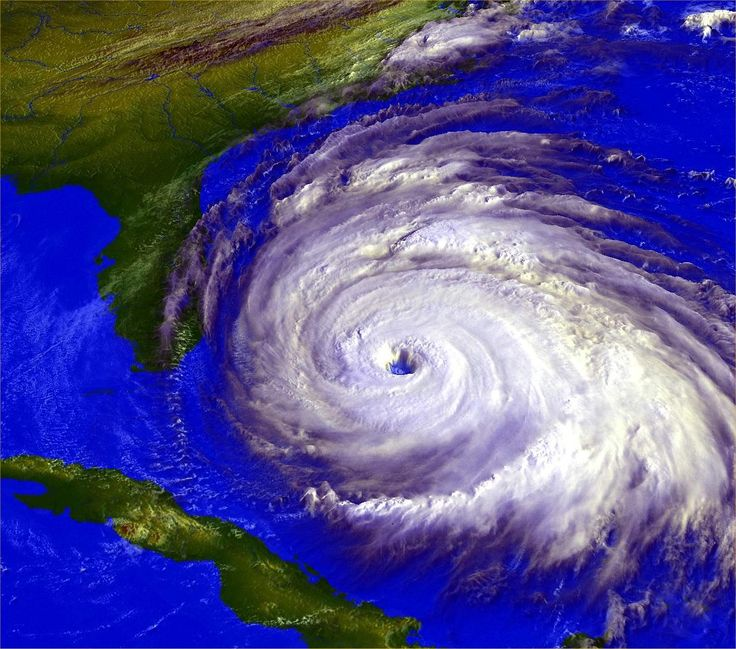 A Hurricane is a big pice of water or cloud that can be cause die, desteuction, etc....