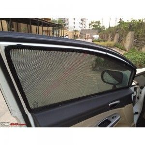 Mercedes Benz E Class 180 Cdi Window Curtain Microline
