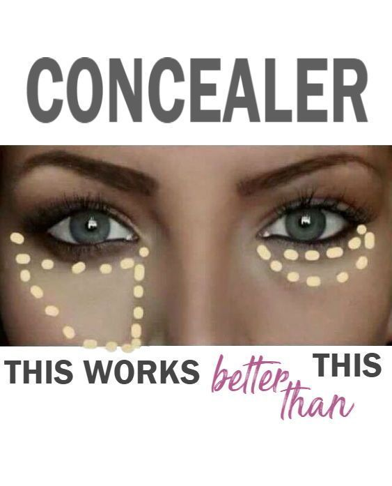 Our Botanical foundation & concealers are world class professional grade products! Concealer Tip #1: The TRIANGLE method helps hide imperfections and ...