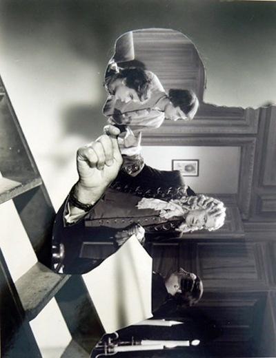 John Stezaker - Shadow