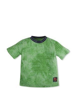 67% OFF Hang Ten Gold Boy's Amped Up Classic Tee (Green)