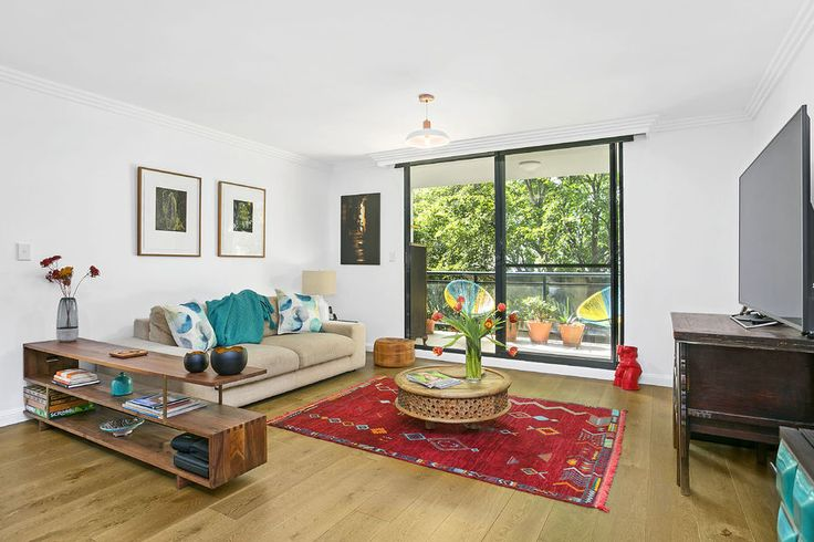 8/74-76 McLachlan Ave. Rushcutters Bay 2 Bed 2 Bath 1 Car  https://au.pinterest.com/belleproperty/
