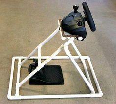 Revolution Foldable Steering Wheel Stand for PS3 PS2 PC - http://videogamedevils.com/2014/02/07/revolution-foldable-steering-wheel-stand-for-ps3-ps2-pc/