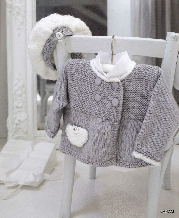 Tricot chics pour mon bebe - 紫苏 - 紫苏的博客