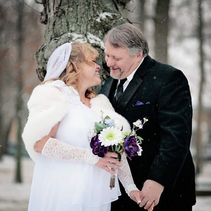 beach wedding in new jersey%0A Winter Wedding by NJ Wedding Officiant Andrea Purtell  www forthisjoyousoccasion com