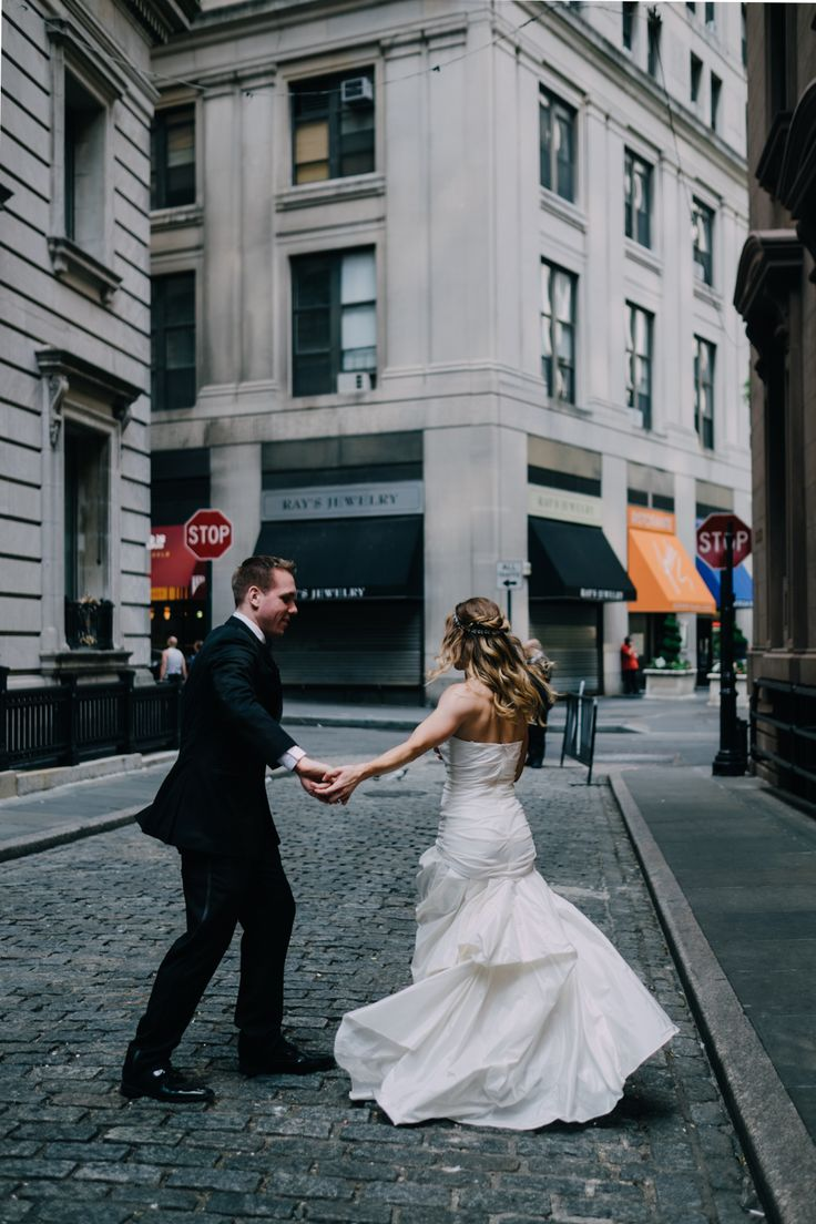 wedding ceremony new york city%0A We love the movement of the Michelle New York Bride Serena Gown