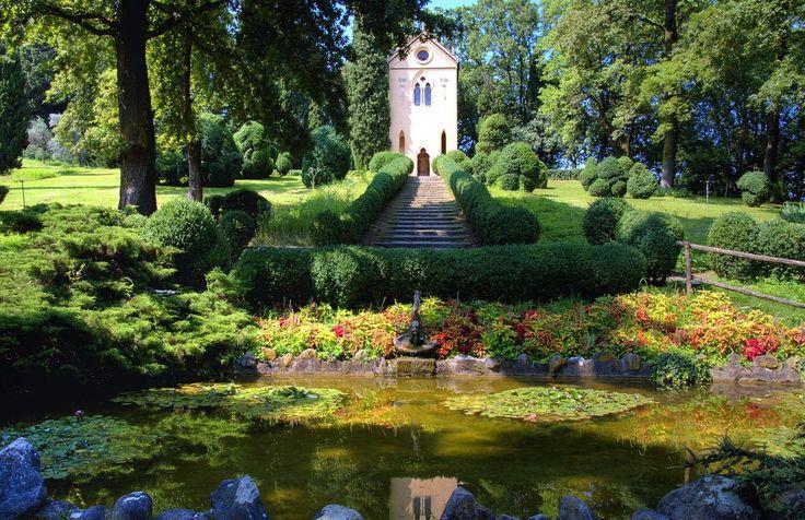 Parco Giardino Sigurtà, close to Lake Garda, Italy