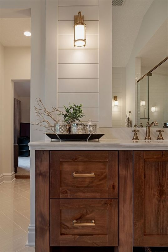 master bathroom vanity detail masterbathrooms dream home in 2019 rh pinterest com