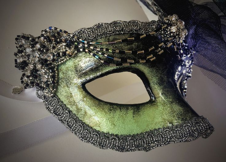 The silver star mask.