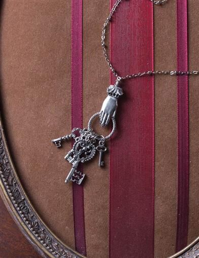Keys To The Kingdom Necklace From Victorian Trading Co.