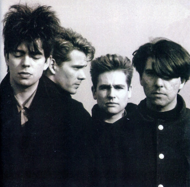 Echo and the Bunnymen.  Another great one from Liverpool!