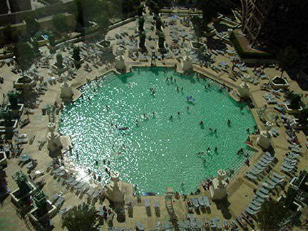 88 best images about las vegas swimming pools on pinterest flamingo hotel las vegas resorts for Hotels in paris with swimming pools