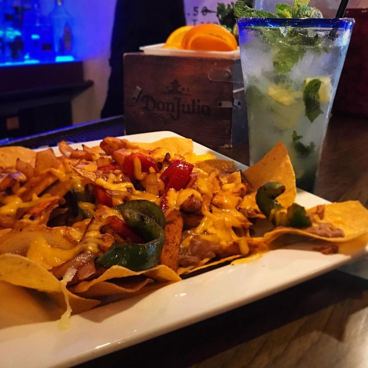 Mojito Thursday at El Colima! Our Mojito Clásico is only $5! 🍸🌱 Pair your mojito with our Thursday Special: Fajita Nachos, only $8.99!  🌶 And because is Thirsty Thursday $3 draft beer all day long! 🍺