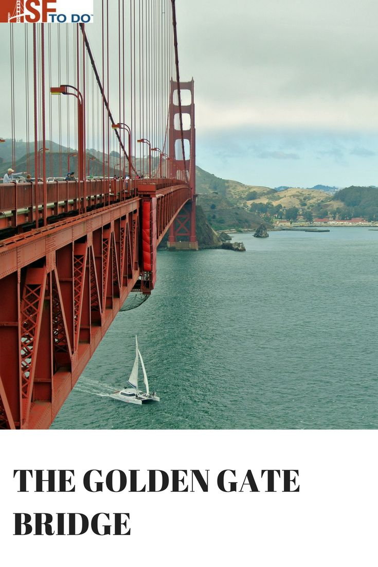 San Francisco Map Attractions Pdf%0A The Golden Gate Bridge  San Francisco  CA  Tourist Guide  Things To Do
