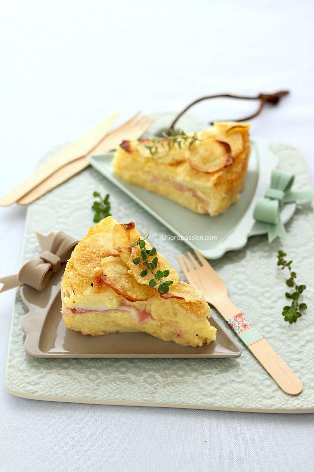Gateau di patate – Gattò di patate