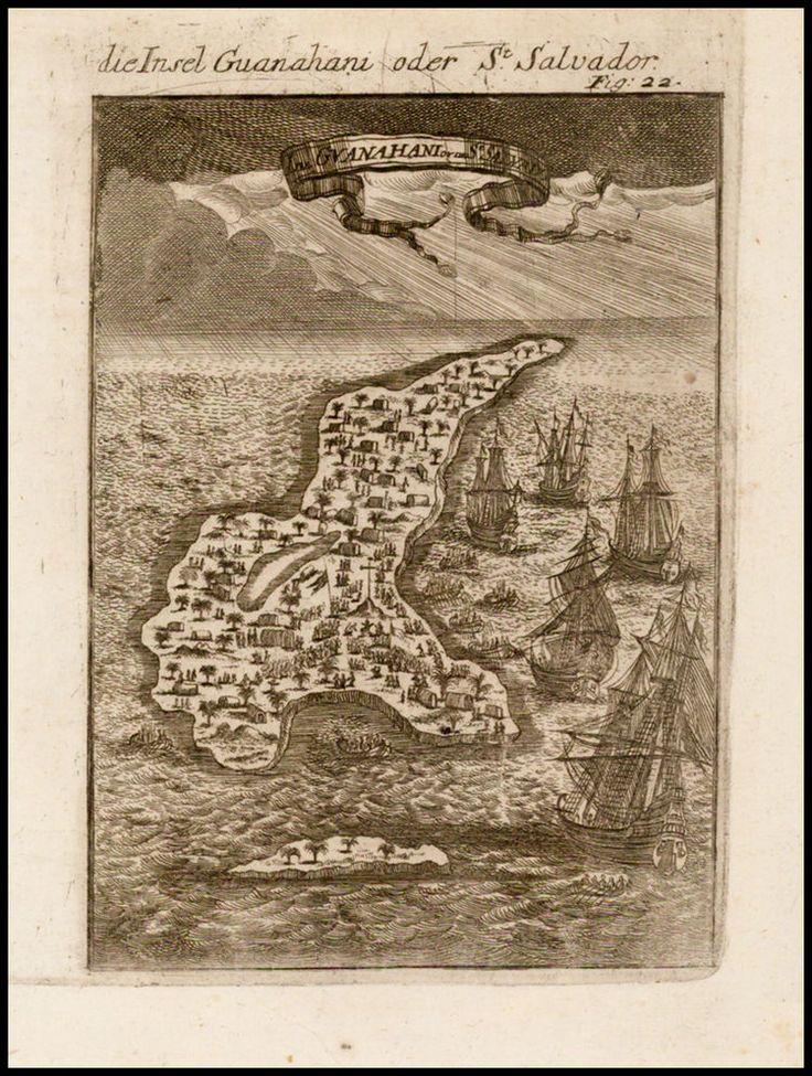 I De Guanahani ou de St Salvador
