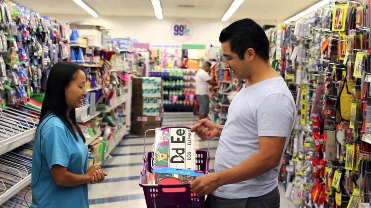 Go back to school shopping with Kevin and Yen, a teacher from the Montebello-Commerce YMCA. Yen shows us her favorite Teacher items found at 99 Cents Only Stores.