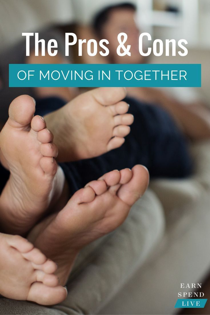 how to talk to your boyfriend about moving in together