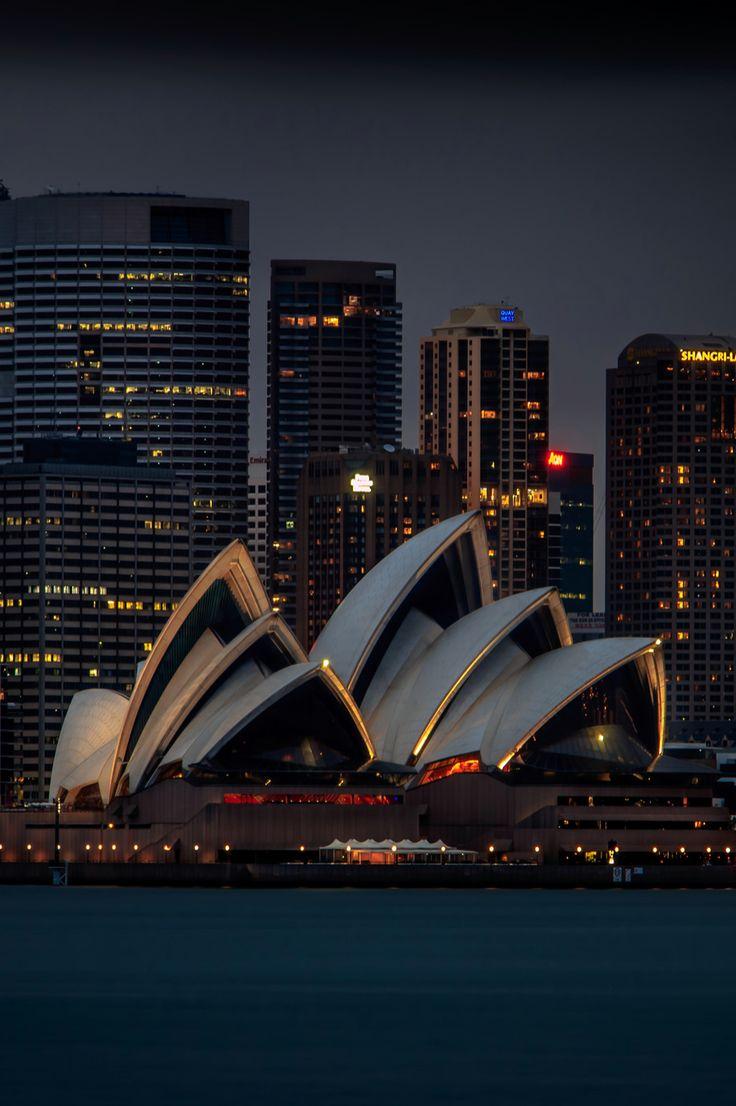 The Sydney Opera House, Sydney, NSW
