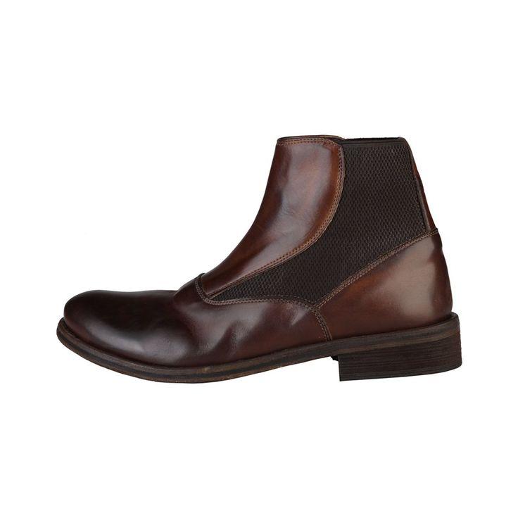 Botines para hombre de Versace 1969. Prepárate para esta temporada. (Versace 1969 Men's Ankle Boots. Get ready for this season).