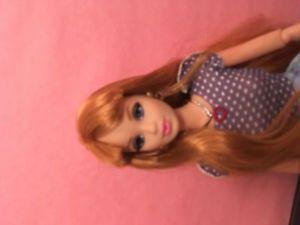 Barbie dream house Midge doll