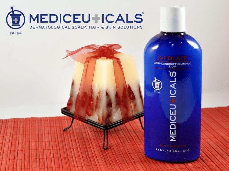 Probleme cu scalpul şi mătraţa? Şamponul antimatreaţă Mediceuticals X-Folate este potrivit pentru calmarea pielii iritate, sensibilă şi înrosită. Comandă de aici: https://www.pestisoruldeaur.com/Sampon-antimatreata-Mediceuticals-X-Folate-250-ml