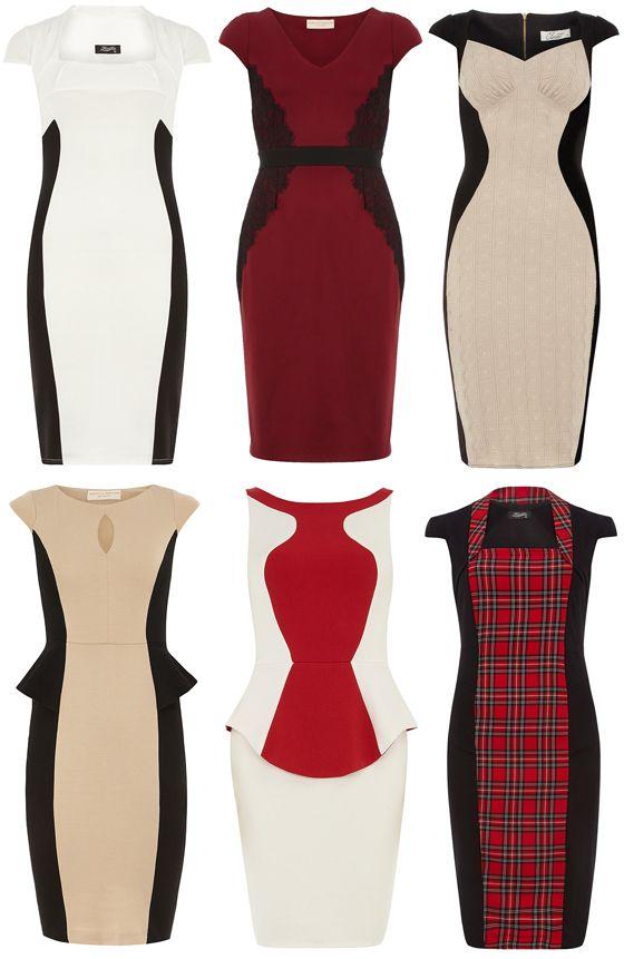 Dorothy Perkins dresses that make you look skinny!
