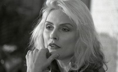 Blondie by Tony Mott Photographer