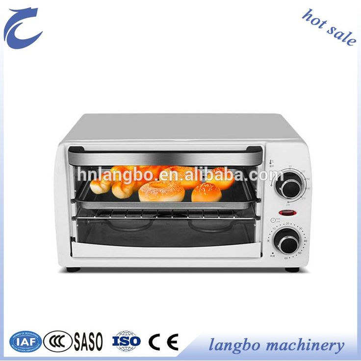 Home Small Electric Oven Baking Equipment Cake Pizza Cookies Oven
