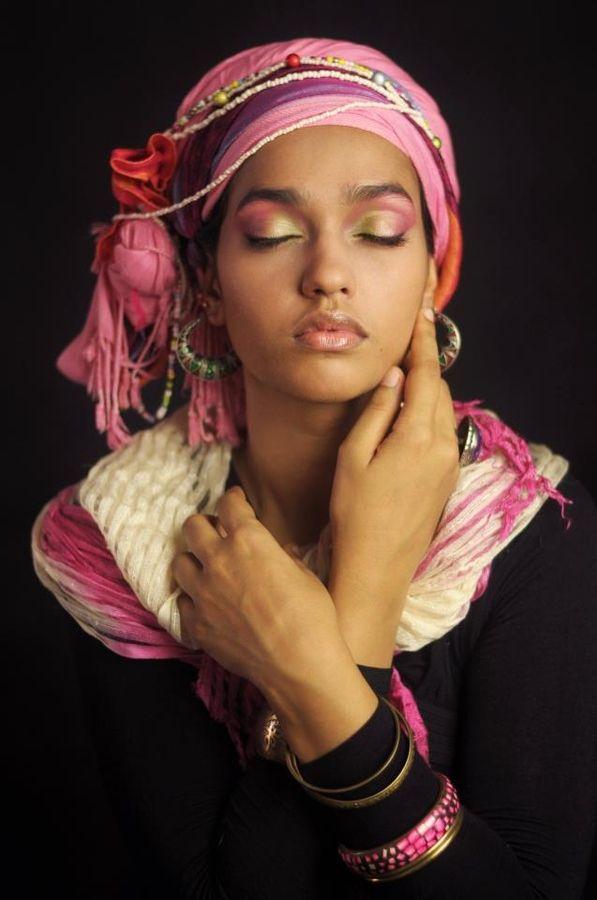 """The Gypsy of Ceylon"" Photographer: Sham Jolimie"