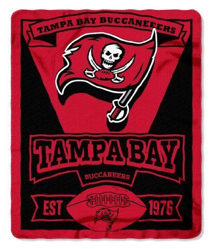 Tampa Bay Buccaneers Blankets