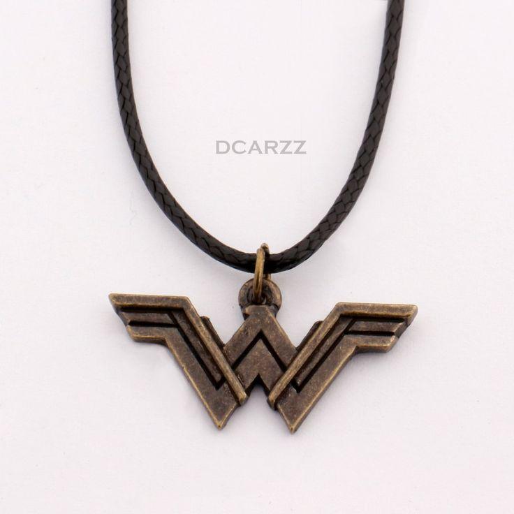 Marvel Wonder Woman Necklace //Price: $11.91 & FREE Shipping //     {#hashtag1|#hashtag2|#hashtag3|#