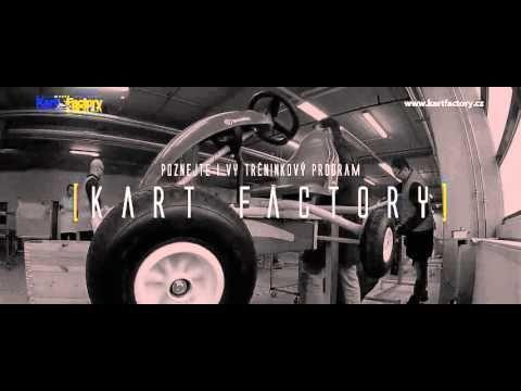 Kart Factory vzdělávací workshop Plzeň