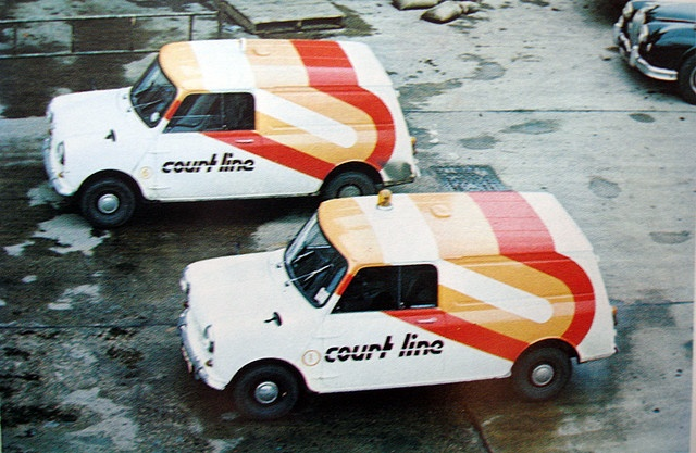 Mini Vans, MINI are about to launch a new one of these