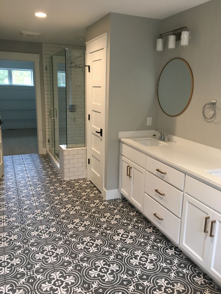 master bathroom cm home builders and real estate eau claire wi - Bathroom Remodel Eau Claire Wi