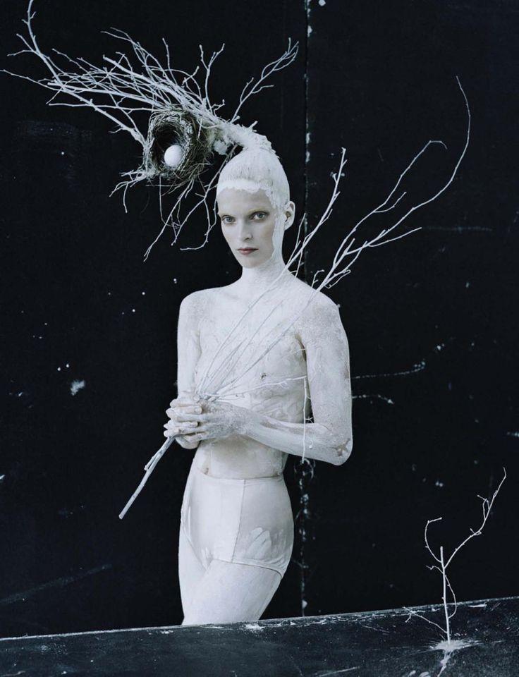 Mirte Maas by Tim Walker for Vogue Italia May 2015