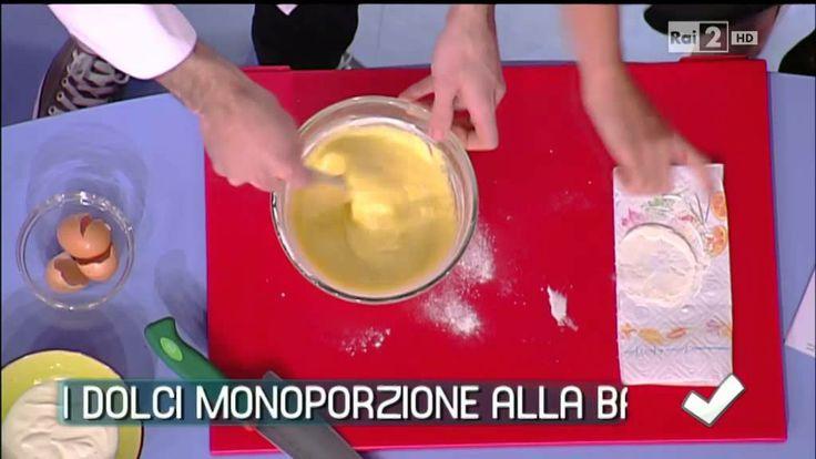 Detto Fatto - Franco Aliberti ci insegna a preparare un dolce alla banan...