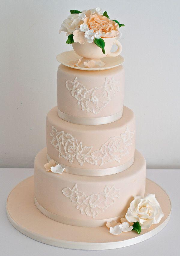Wedding Simple Cake