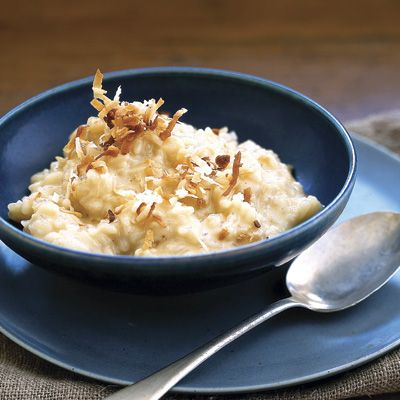 Coconut Rice Pudding #RicePudding