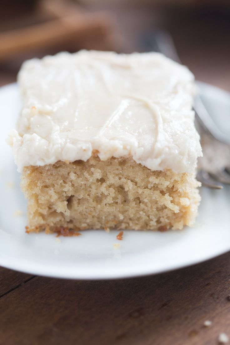 Best Frosting For Apple Spice Cake
