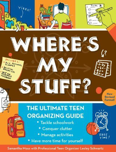 44 best organizing books i like images on pinterest organizing the ultimate teen organizing guide by samantha moss http fandeluxe Image collections