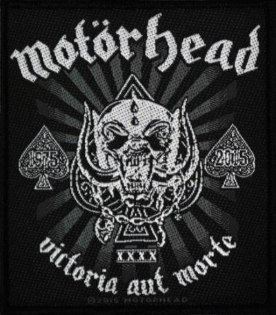 Patch MOTORHEAD - Victoria Aut Morte - Patchs - www.rockagogo.com