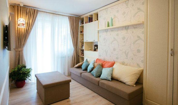 adelaparvu.com despre garsoniera 30 mp, in Suceava, Romania, designer interior Manuela Cosovanu, Foto Ovidiu Lesan (5)