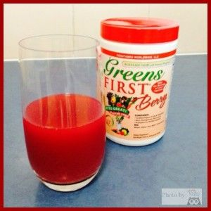 MyEco Wellness - Greens First. The berry variety was delicious and extreme good for me! Enjoy the review.